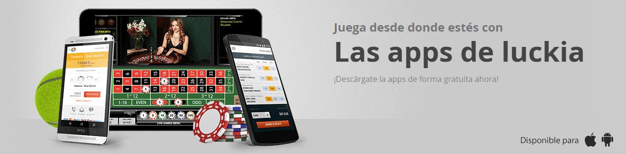Las Apps de Luckia