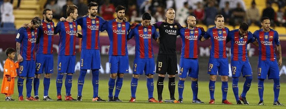 FCB en La Liga