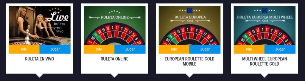 El Casino en PASTÓN