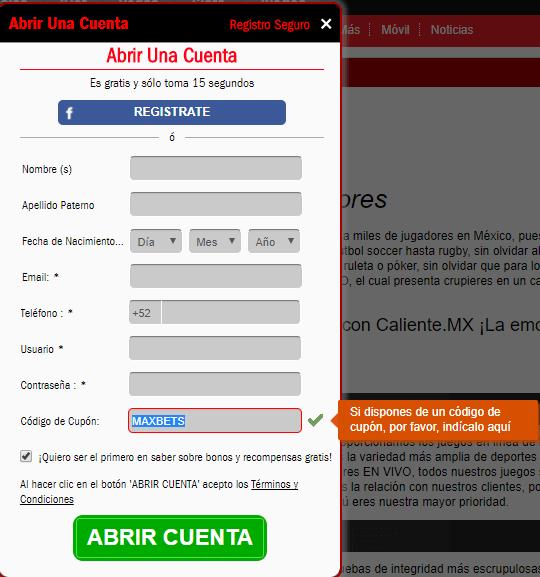 Código promocional de aliexpress