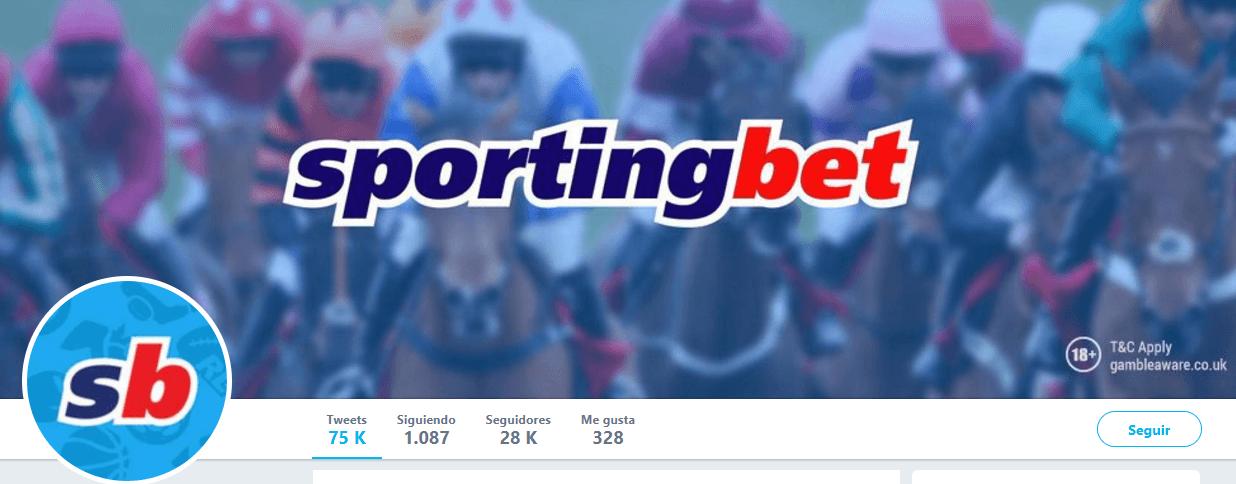 Sportinget en Redes Sociales