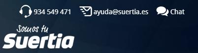 Contactar con Suertia