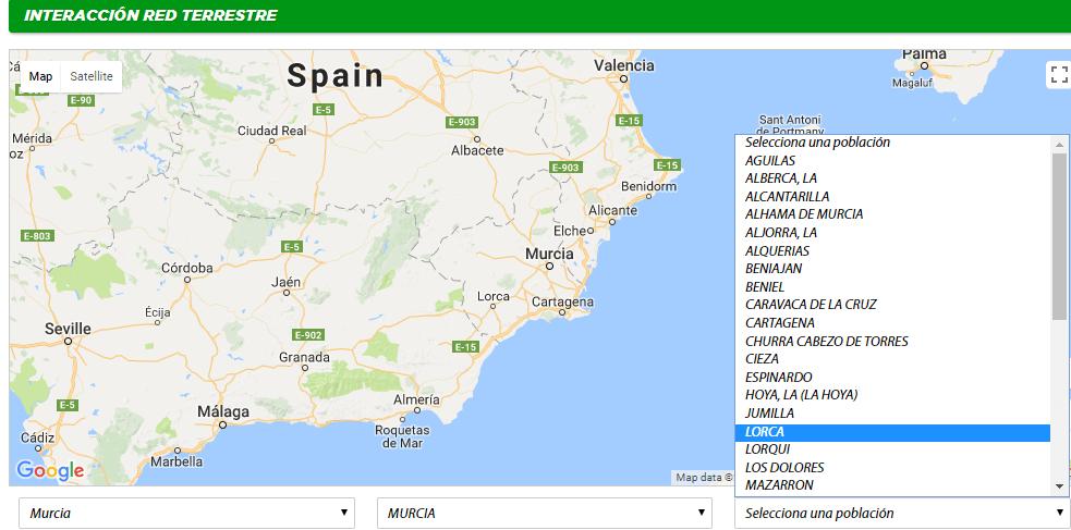 Vivelasuerte en Murcia