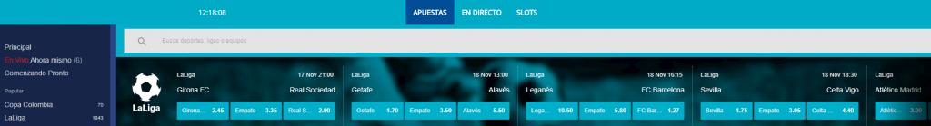 BetPlay Apuestas Deportivas