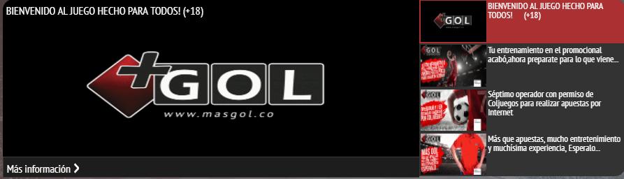 Código Promocional MasGol