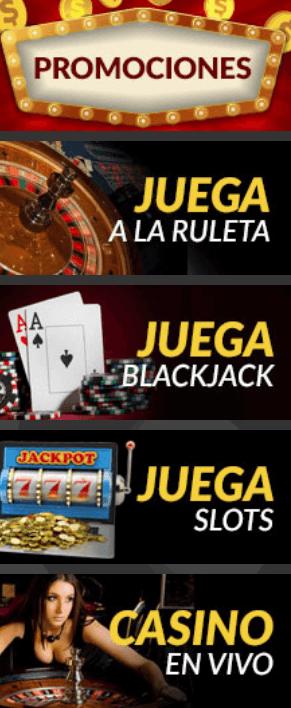 AlegriaBet deportes, casino, blackjack