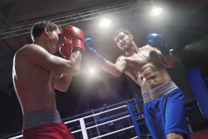 Pelea Ruiz vs Joshua 2