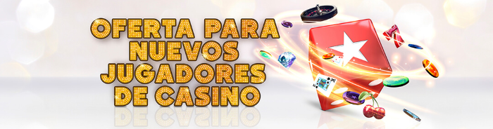 Pokerstars Oferta de Casino