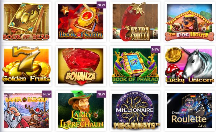 Lord Lucky Juegos de Casino