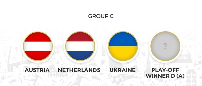 grupo c eurocopa 2020