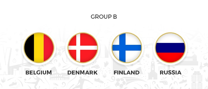 grupo b eurocopa 2020