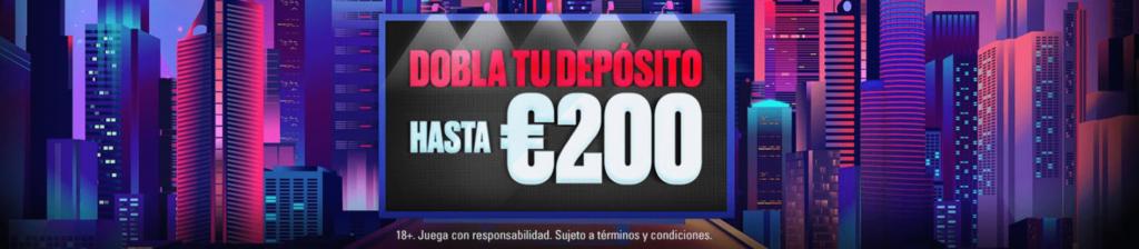 codigo promocional pokerstars casino