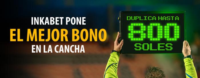 Inkabet Bono de Depósito