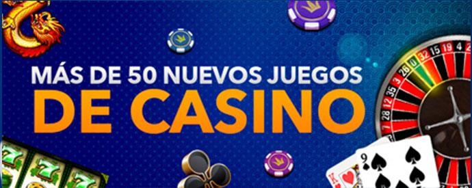 Bono Betjuego para Casino