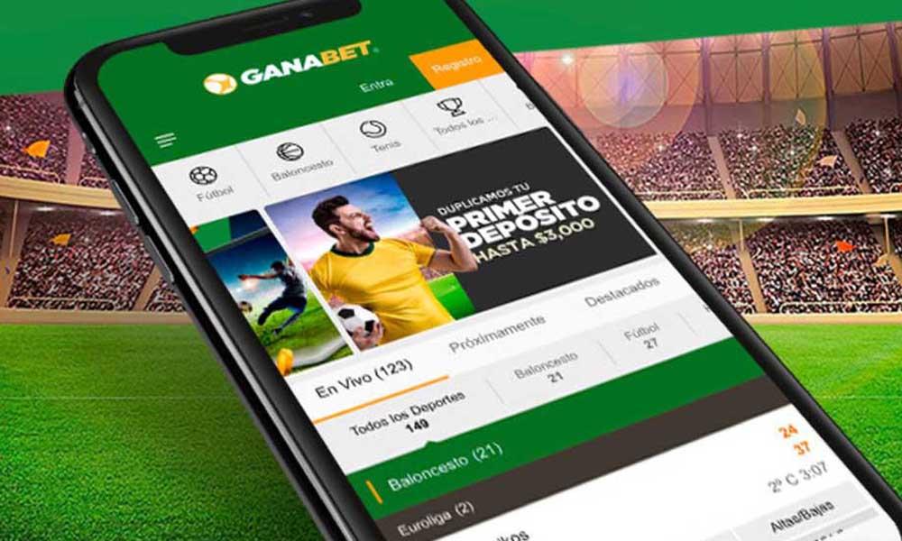 Ganabet App: cómo jugar en el móvil