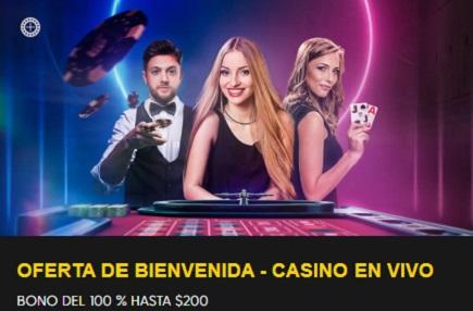 Bethard bono Live Casino