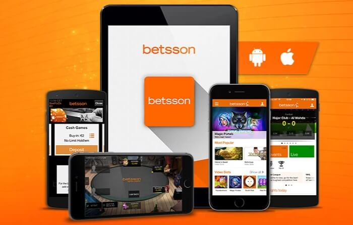 Betsson App Movil