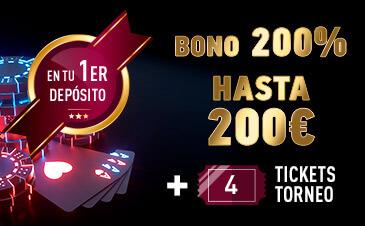 sportium poker bono bienvenida