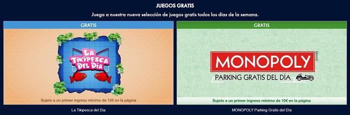 Juegos Gratis de Monopoly Casino