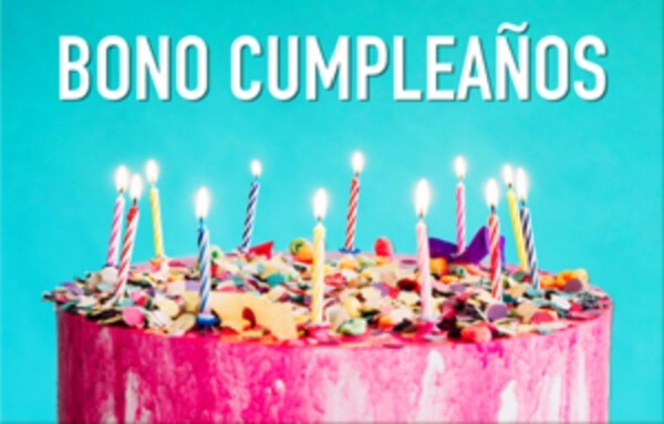 YoBingo Bono de Cumpleaños