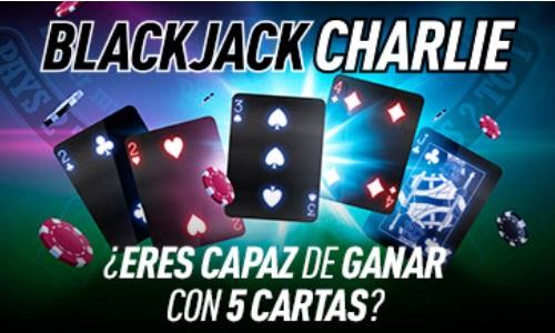 Sportium Blackjack Charlie