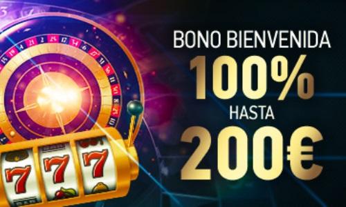 Sportium Casino Bono de Bienvenida