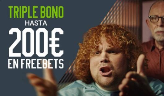 Codere Triple Bono de Deportes