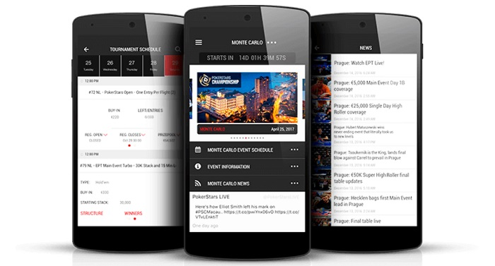 PokerStars App Apuestas