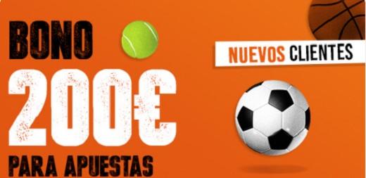 Luckia Bono de Apuestas Deportivas